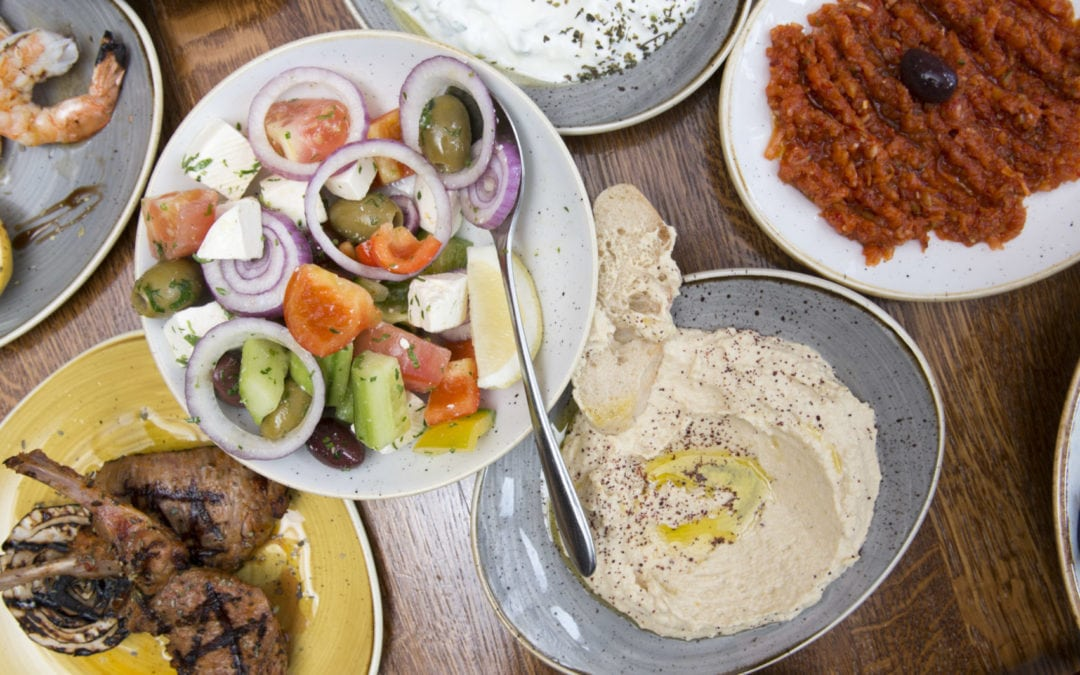Meze Fortnight at Lokanta, 21 August – 2 September 2018
